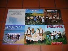 """""""12"""" - LP-Sammlung - 6 Stk. SPEELWARK - sehr RAR und MINT !!!"""
