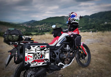 Africa Twin CRF1000L Adventure Stickers for OEM Original Panniers