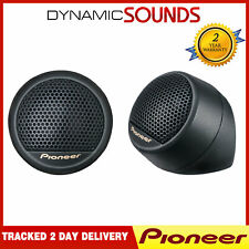 Pioneer TS-S15 20 mm Soft Dome Tune Up Car Tweeters Speaker Max Power 120 Watts