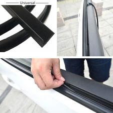 4M Car Side Window Glass Gap V-type Seal Strips Anti Abnormal Noise Weatherstrip