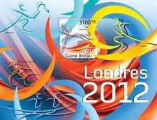 Guinea-Bissau - London 2012 Olympics - Souvenir Sheet - GB11739b