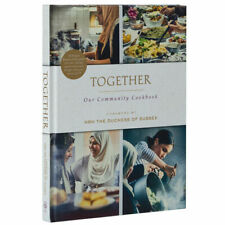 Together: Our Community Cookbook Hardcover Book