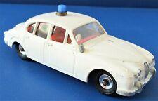 DINKY TOYS 269 MOTORWAY POLICE CAR JAGUAR. MATT WHITE.