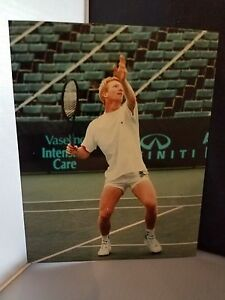 Borris Becker Tennis Player 8 x 10 Photo