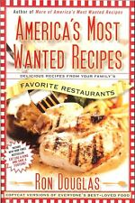America's Most Wanted Recipes from Your Family's Favorite Restaurants, PB