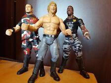 The Dudley Boyz WWE Jakks Wrestling Figures Bubba D-Von Spike