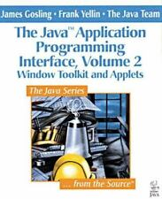 Window Toolkit and Applets (The Java(TM) Application Programming-ExLibrary