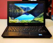 Dell Latitude E4310 13.3in Notebook Laptop SSHD 500GB 6GB Ram Windows 10 i5-540M