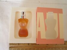 2=1+1: JEAN PAUL GAULTTER CLASSIQUE  EDT  0.11 OZ/3.5 ML + BLASS; New Mini Women