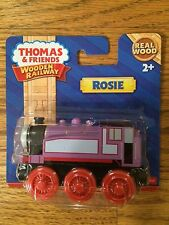 Rosie Engine for the Thomas & Friends Wooden Railway System