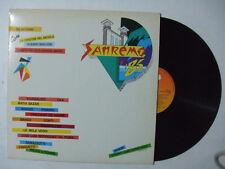 Sanremo '85 - Disco Vinile 33 Giri LP Compilation Stampa ITALIA 1985
