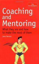 The Economist: Coaching and Mentoring,Jane Renton