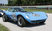 1965 Cheetah Coupe Vintage Classic Race Car Photo CA-1070