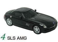 UCC Promo NO.4 Mercedes Benz SLS AMG 1:64 Diecast Car