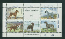 DOGS  1983  DX42  STAMPA  MEMBERS  MS  MINIATURE SHEET - SCARCE
