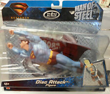 Man of Steel Superman Disc Attack Figure
