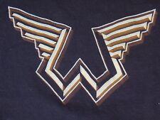 Rare Vintage 1975 Paul McCartney Wings over America promo concert tour shirt