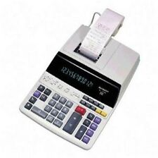 Sharp EL-1197PIII 12-Digit Printing Desktop Calculator - NO TAPE - OPEN BOX ITEM