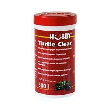 Hobby turtle Clear 150 G pour 300 L (76,66 €/kg) - Eau Nettoyeur tortues