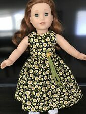 "Pretty Fall Dress Clothes For 18"" American Girl Doll, Alexander, Gotz (Cenci)"