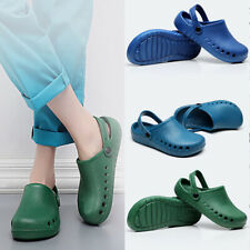 Womens Casual Beach Hole Sandals Slip On Slippers Summer Breathable Clogs Shoes
