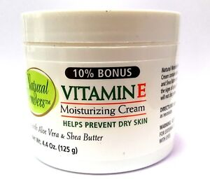 12 Pcs Natural Wonders Vitamin E Moisturizing Cream /Aloe Vera & Shea Butter USA
