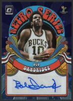 2019-20 Donruss Optic Retro Series Signature PURPLE Bob Dandridge /29 Auto Bucks