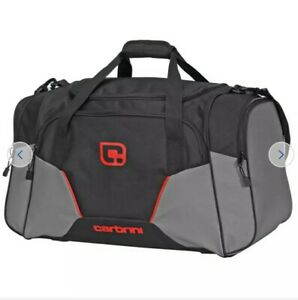 Carbrini No Doubt Holdall - Black and Grey Brand New