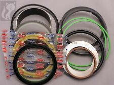 Seal Kit for Hitachi EX120-3 (EX 120-3) Excavator Boom Cylinder + wear rings
