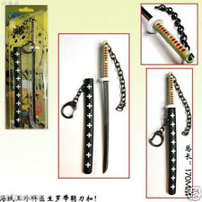 One piece Trafalgar Law cosplay Prop Sword 17cm Keychain