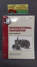 Workshop Manual International Harvester B275-B444