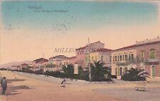 VIAREGGIO - Viale Manin e Giardinetti 1918