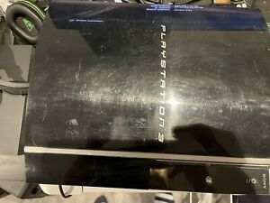 Sony PlayStation 3 60GB Piano Black Console 4.81 OFW/CFW