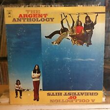 New Listing[Rock/Pop]~Exc Lp~Argent~The Argent Anthology~A Collection Of Greatest Hits~1974