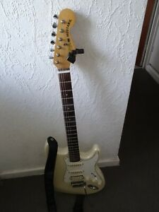 1980s Sunn Mustang strat guitar ( indian )