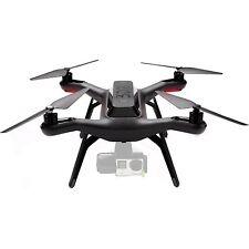 3DR Solo Quadrocopter Drohne ROBOTICS SA15A Solo Aerial Drone Kit, Schwarz