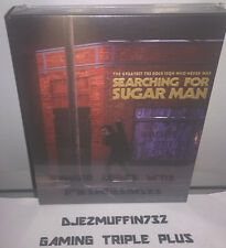 SEARCHING FOR SUGARMAN BLU-RAY #394 OF 1000 (LIMITED DESIGN B) OOP (REGION A)