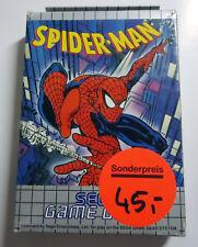 Spider-Man - boxed incl manual - SEGA Game Gear