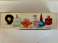 Premiere Collection Paris 6 Miniature Set * BRAND NEW ITEMS IN DAMAGED BOX*