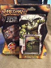 Redakai Conquer the Kairu Metanoid  Imperiaz  Deck Ages 6+  New in Box
