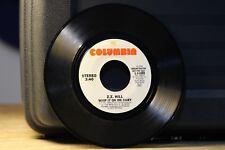 Z.Z. HILL PROMO 45 RPM RECORD...BRAV