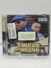 Welcome to Our World [PA] by Timbaland & Magoo CD Nov-1997 Blackground BRAND NEW