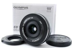 ■■ 707235 Olympus M.Zuiko Digital ED 14-42mm Lens - Black