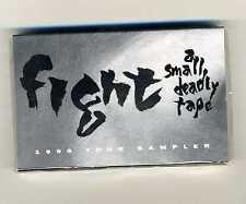 Fight Judas Priest Halford Small Deadly Tape 1995 Sampler Cassette