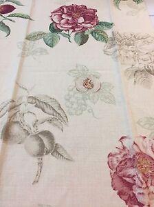 REMNANT Off Cut Fabric Swaffer Curtain Blind Cushion Craft 50x91cm Heligan