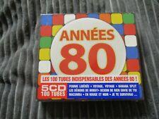 "COFFRET 5 CD NEUF ""ANNEES 80, VOLUME 2"" Limahl, Den HARROW, Ricchi & Poveri, ..."