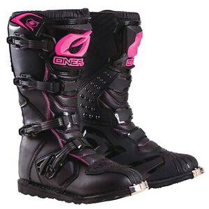 O'Neal 2018 Women's Riders Boot 10 Pink