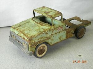 Tonka Stake Truck Parts or Restore Vintage