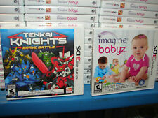 Wholesale lot of 50 New Factory sealed 3ds games