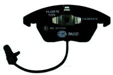 Disc Brake Pad Set-Base Front Hella-PAGID 355010581